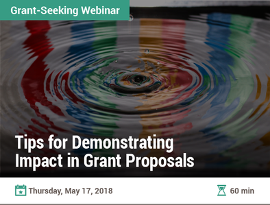 Tips for Demonstrating Impact in Grant Proposals
