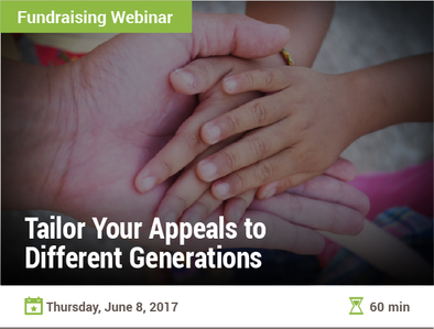 Tailor Your Appeals to Different Generations