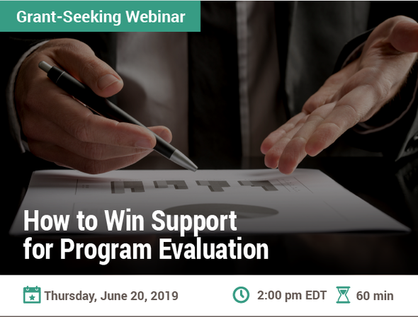 How to Win Support for Program Evaluation