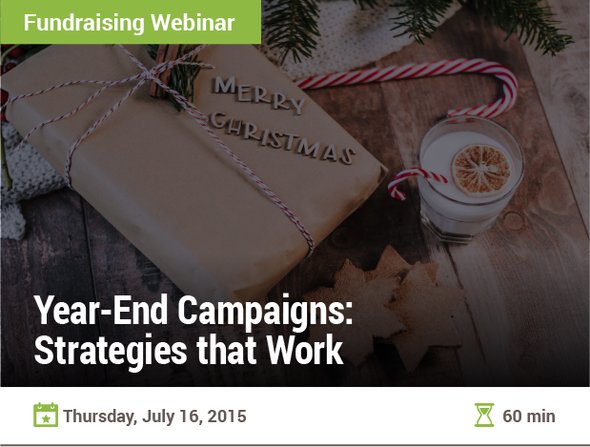 Year-End Campaigns: Strategies That Work