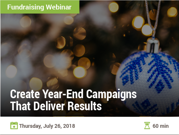 Create Year-End Campaigns That Deliver Results