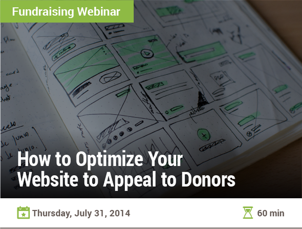 How to Optimize Your Website to Appeal to Donors