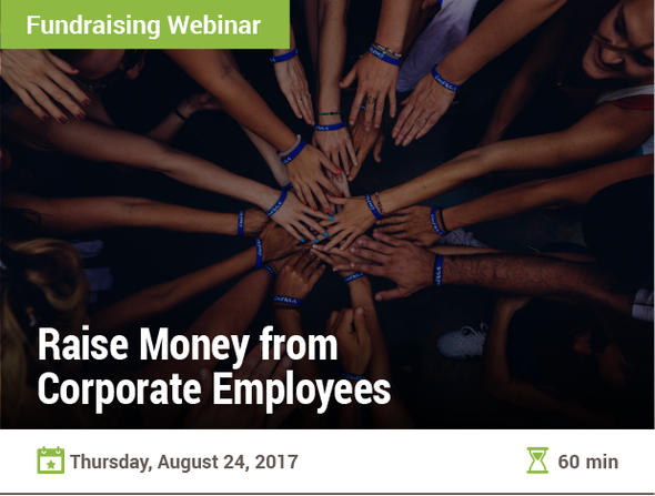 Raise Money from Corporate Employees
