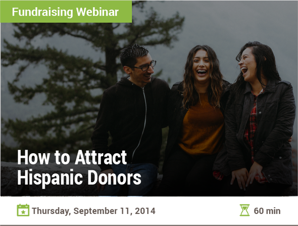 How to Attract Hispanic Donors