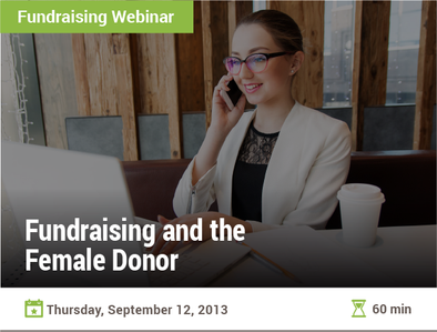 Fundraising and the Female Donor