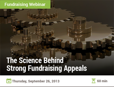 The Science Behind Strong Fundraising Appeals