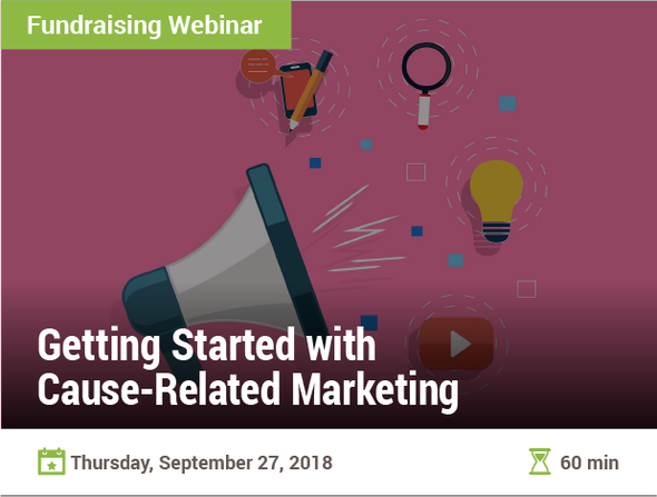 Getting Started with Cause-Related Marketing