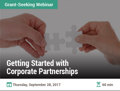 Getting Started with Corporate Partnerships
