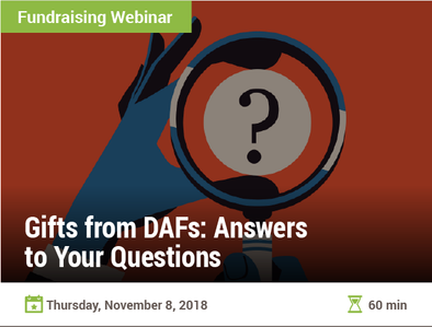 Gifts from DAFs: Answers to Your Questions