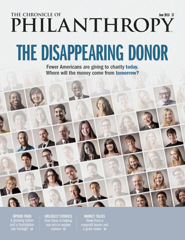 The Chronicle of Philanthropy, June 2018
