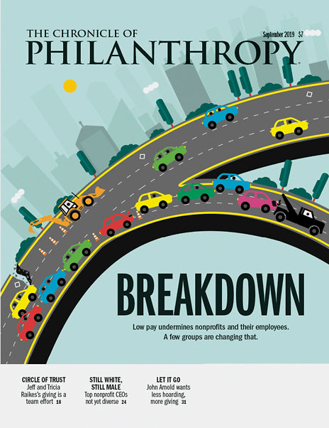 The Chronicle of Philanthropy, September 2019