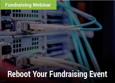 Reboot Your Fundraising Event