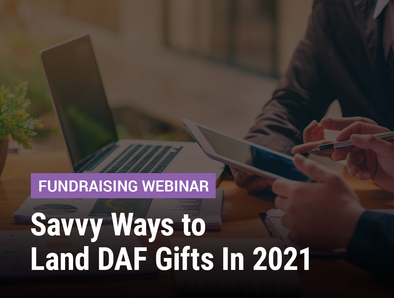 Savvy Ways to Land DAF Gifts In 2021