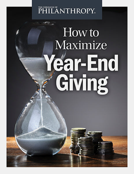 How to Maximize Year-End Giving