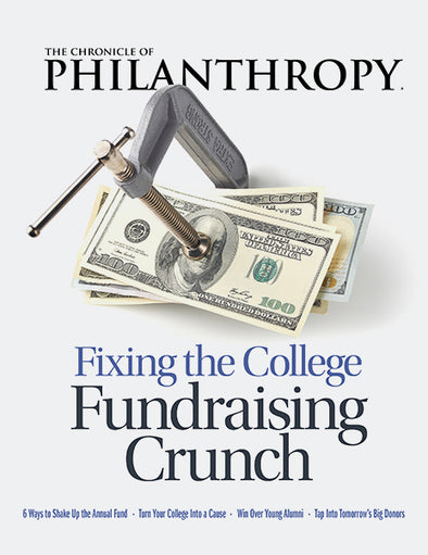 Fixing the College Fundraising Crunch