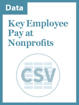 Key Employee Pay at Nonprofits