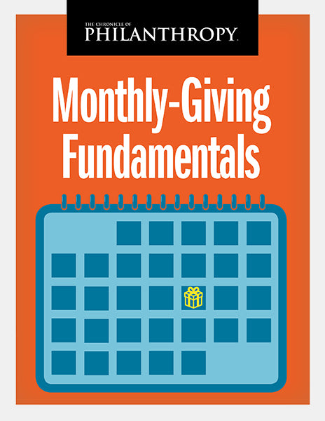 Monthly-Giving Fundamentals