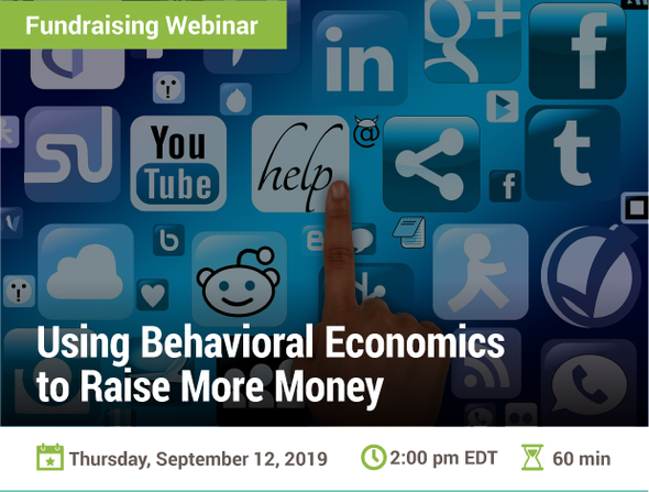 Using Behavioral Economics to Raise More Money