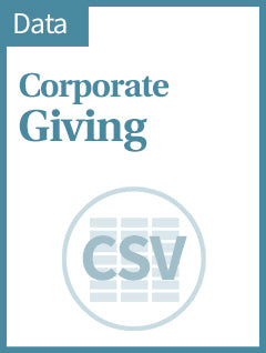 Corporate Giving