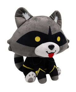 Batcoon Plushie