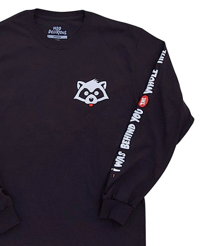 Batcoon Long-Sleeve Tee