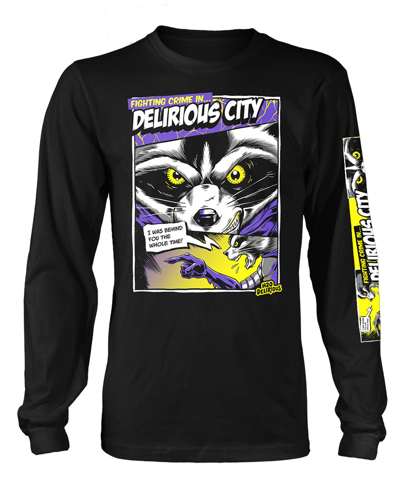 Delirious City Long-Sleeve Tee
