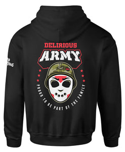 Delirious Army Hoodie