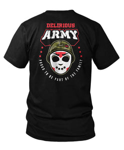 Delirious Army Tee