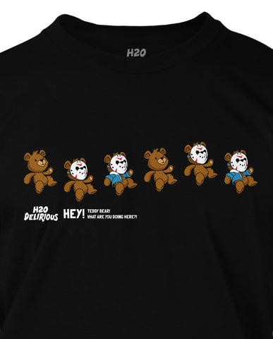 Hey Teddy! Tee Black
