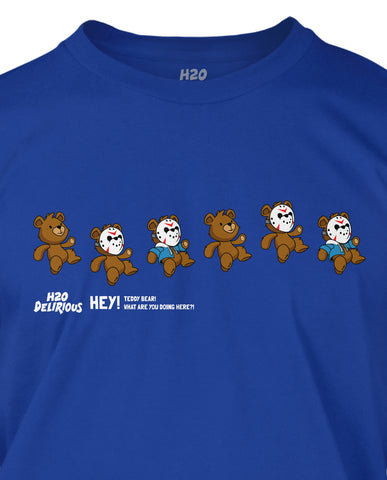 Hey Teddy! Tee Blue