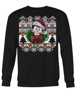 Delirious Xmas Sweater