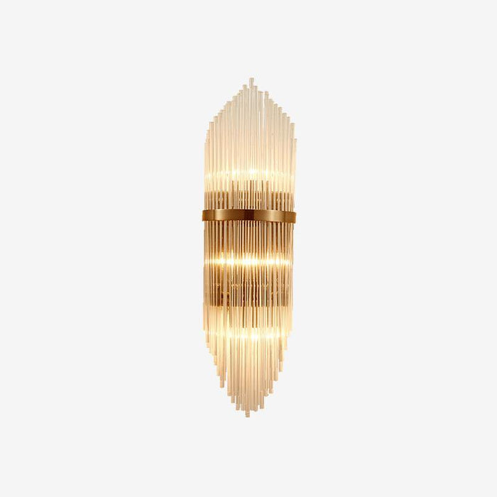 7PM Chor Crystal Wall Sconce