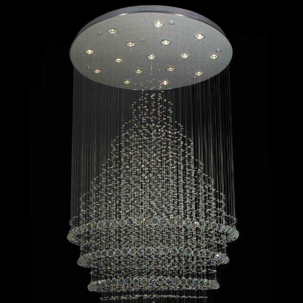 product drops antique high for chandelier lighting entryway large hotel ceiling extra crystal