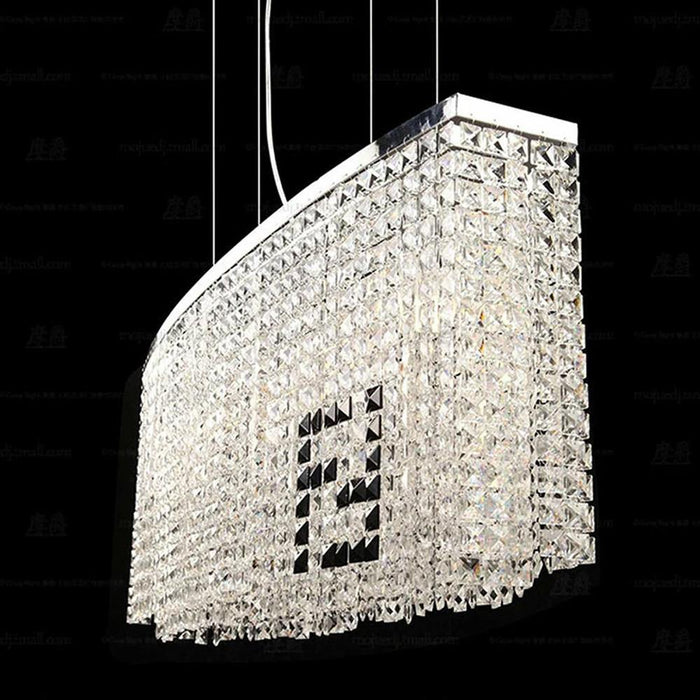 Modern Contemporary Luxury Crystal Chandelier Lighting Fixture