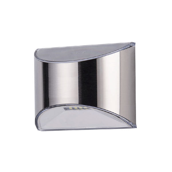 Classy High Performance Solar Deck and Wall Light
