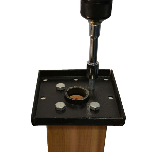 Titan Wood Post Anchor - Kit