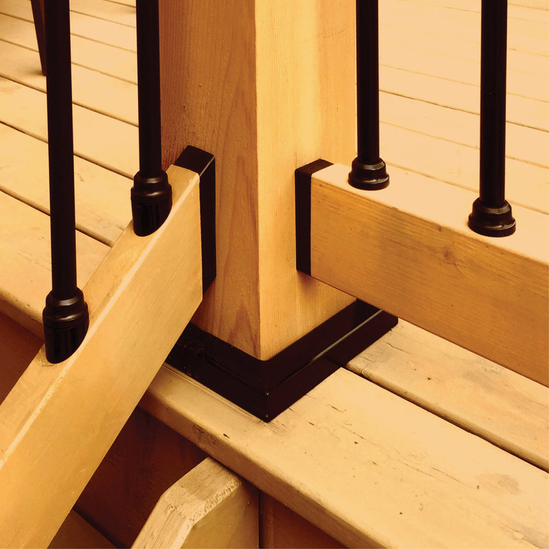 Snap'n Lock Stair Baluster Kit-Square