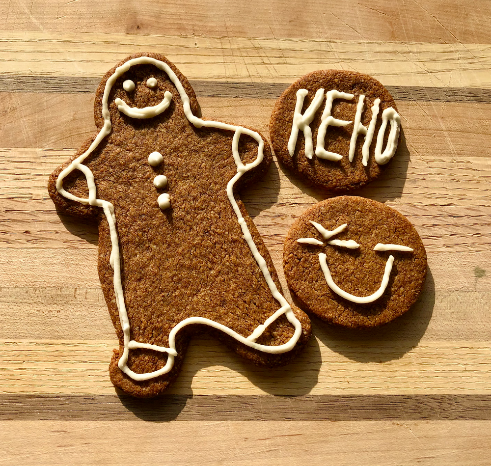ginger(non)bread (hu)man cookies