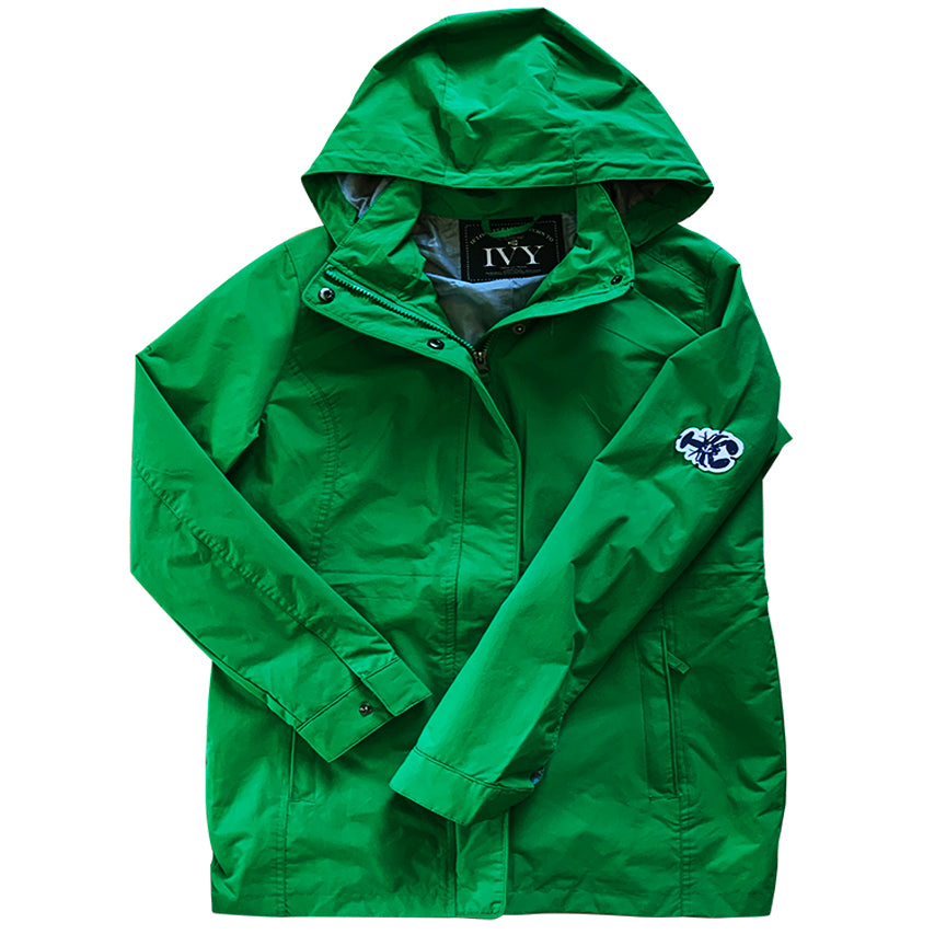 The YACHT Jacket in Green