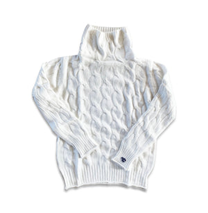 "HAMPTON's ""Cashmere"" Sweater OYSTER"