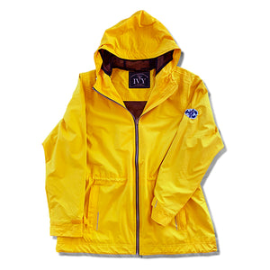 "The ""WHALE WATCH"" Jacket in Yellow"