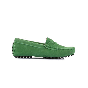 IVY YACHT Loafers GREEN