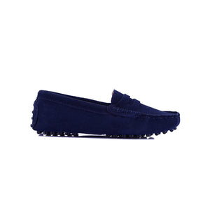 IVY YACHT Loafers NAVY
