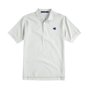 MAINE & IVY Polo - WHITE