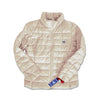 IVY Puffy Jacket OYSTER