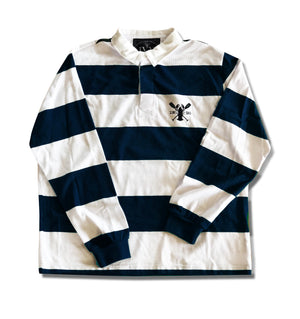 "IVY ""RUGBY"" Shirt Navy"