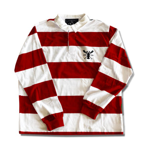 "IVY ""RUGBY"" Shirt Red"