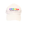 Somewhere Over Our Rainbow Lobster Baseball Cap