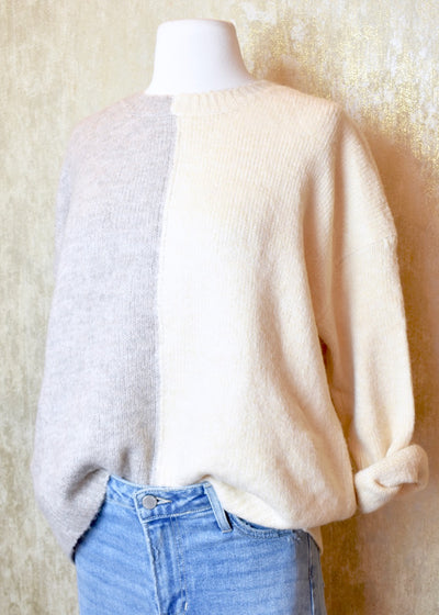 Closer To You Knit Sweater