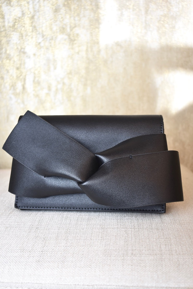 Little Things Bow Clutch
